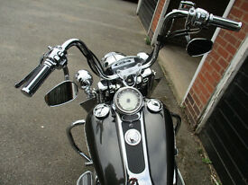 Harley Davidson Road King Custom cruiser 1450