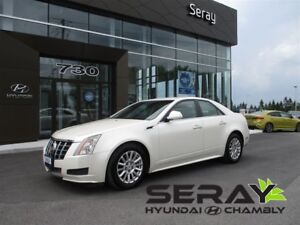 2011 Cadillac CTS 3.0L Luxury interieur cuir, camera de recul