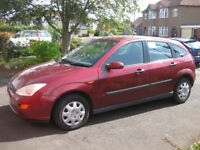 Ford Focus Mk 1 Very Reliable 1.8 Cambelt not due for 30K Great Car