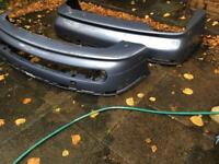 Bmw e39 front & rear bumpers