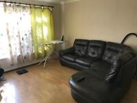 One double room in two bedroom house