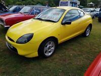 2000 ford puma milenium