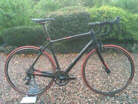 Trek Domane Carbon Road Bike Ultegra 105 11 speed Bontrager Isospeed trek specialized giant