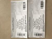 Maccabees tickets