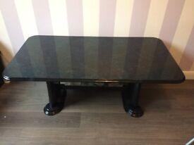 Italian Design High Gloss coffee table