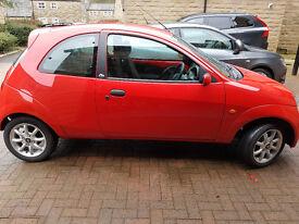 Ford KA 1.3 Zetec 2007 Excellent condition £650
