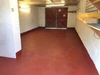 290 sqft Workshop to Let Near Kirkcaldy (23 minutes' drive away from Kirkcaldy)