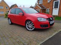 VOLKSWAGEN GOLF GT TDI - FULL SERVICE HISTORY 9 STAMPS - JUST HAD FULL SERVICE DONE