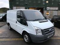 Ford Transit 2.2 TDCi Duratorq 260 S Low Roof 2008 08 plate NO VAT