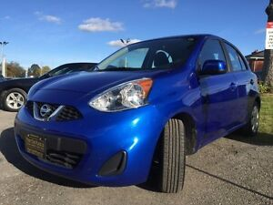 2015 Nissan Micra SV-$44/Wk-Bluetooth-AUX/CD/Mp3-Cruise-Keyless- London Ontario image 4