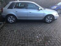 Audi A3 1.8 auto