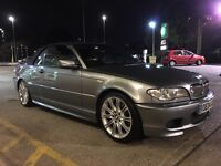 2004 E46 BMW 330ci MSPORT Auto Convertible, 109K, 10M MOT, FSH, Black Leather, Xenons, Fully Loaded