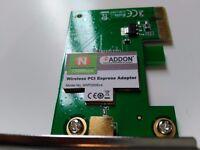 Ralink RT3090 802.11n 1T/1R PCI-Express Wireless (WiFi) Network Adapter Card
