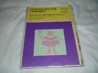 Child's Tapestry Kit - Never Used