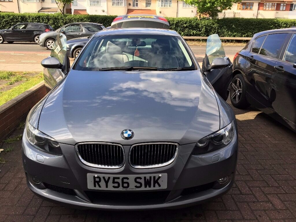 2006 bmw 3 series e92 325i with i drive and satnav full service history mot may 2018 in. Black Bedroom Furniture Sets. Home Design Ideas