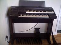 Yamaha Electone EL-25 Electric Organ