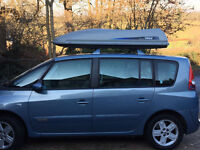 Thule Alpine 700 Roof Box in good condition with key lock