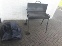Large Charcoal barbeque