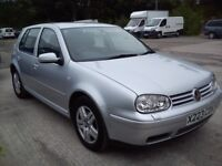 ★ Volkswagen Golf 1.9 TDI PD GT 5dr 6 Speed ★