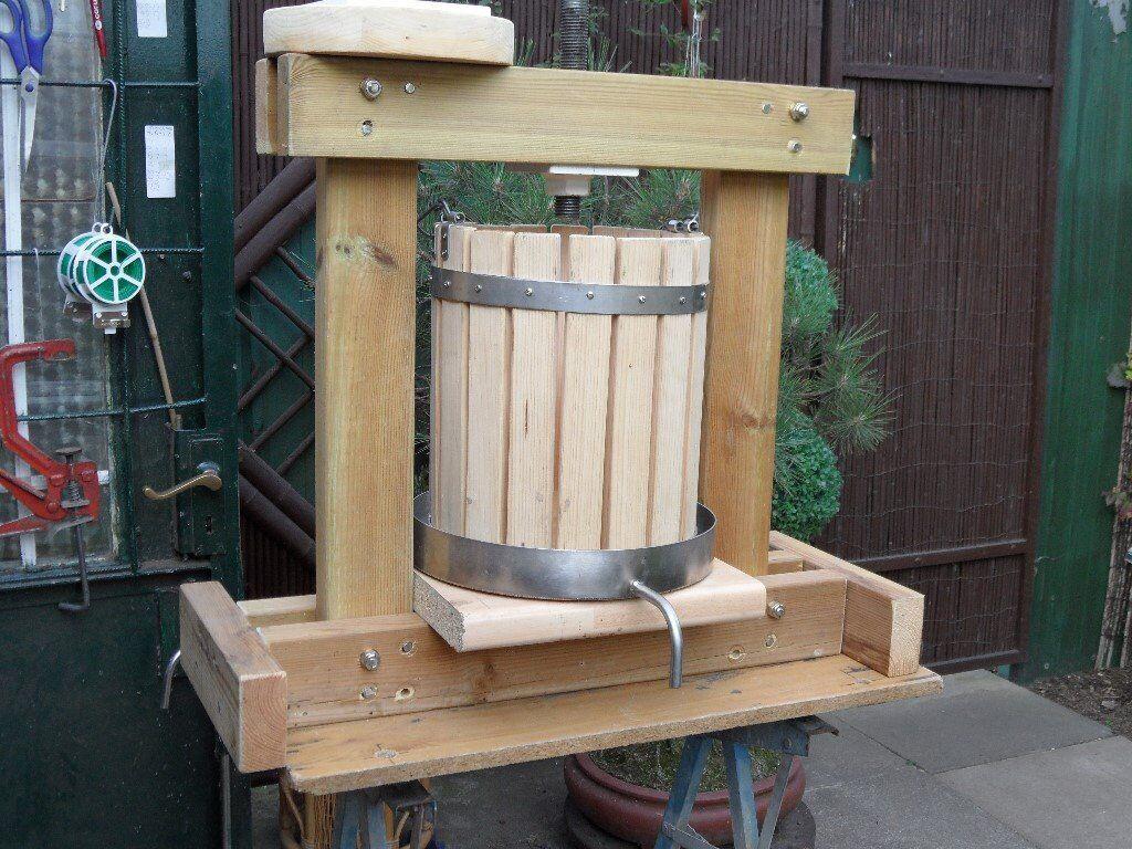 Cider Apple Press