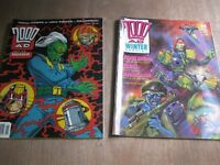 2000AD WINTER SPECIALS