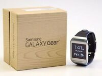 Samsung Galaxy gear watch in mint condition