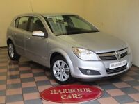 2008 58 Vauxhall Astra 1.8i 16v AUTOMATIC Design, 1 Owner, 30,000 Miles