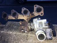 Polo 1.2tsi cbzb turbocharger