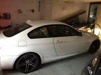 BMW 325d m sports
