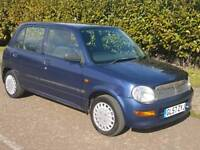 Perodua kelisa 1.0 gx - 1 years mot - cheap to run and insure