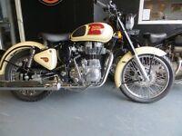 Brand New - Royal Enfield Classic 500cc EFI - £4499. 2 Yrs Full Warranty, Finance subject to status