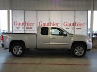 2013 GMC Sierra 1500 SLE Ext Cab 4WD, Z71, 20'' Chrome Wheels