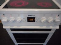 BEKO CERAMIC DOUBLE CAVITY COOKER**AS NEW**