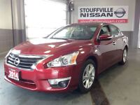 2014 Nissan Altima 2.5 SL Tech Package Nissan CPO Rates From 1.9