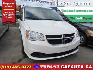 2012 Dodge Grand Caravan SE | STOW-N-GO | REAR AIR