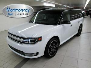 2015 Ford FLEX LIMITED, CUIR, GPS