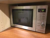 Conventional Microwave with grill, brand Tesco
