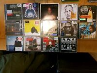 14 rap / rnb cd albums