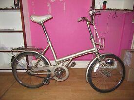 Bike, Bicycle, Shopper