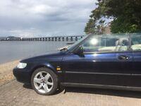 1999 Saab 9-3 se convertible