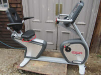 Star Trac Pro Recumbent Bike / Excercise Bike