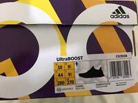Adidas UltraBoost Triple Black 3.0