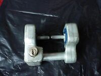 Winterhoff Hitch Lock