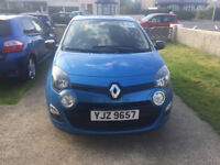 renault twingo 2012 only 4600 miles