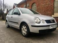 2003 Volkswagen Polo 1.2 Low Miles. 5 Door. Looks & Drives Superb.