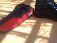 New Christian Louboutin louboutin shoes in black Size 8