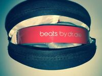 Genuine beats by DrDre Solo Red on ear headphones