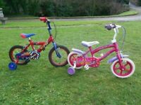 Childs Bicycles