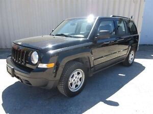 2015 Jeep Patriot Sport/North 4dr Front-wheel Drive