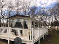 3 bedroom caravan for rent at Seton Sands